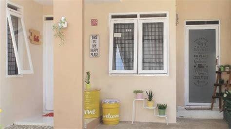 enam desain rumah minimalis tipe  properti liputancom