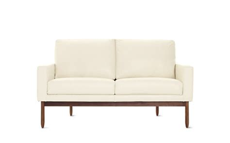 raleigh two seater sofa in leather design within reach