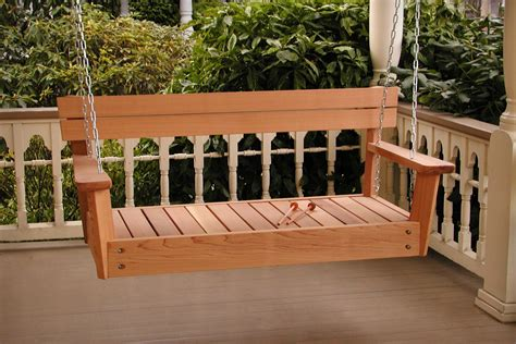 lowes porch swings wood wooden porch swings lowes image mag