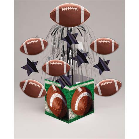 Deco De Table Americaine by Deco Football Americain
