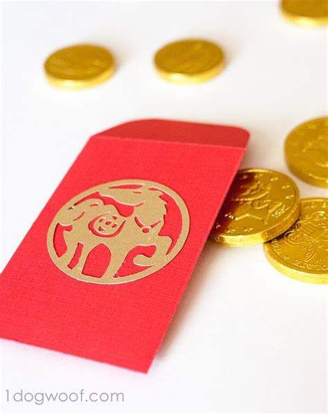 new year coin envelopes diy year of the envelopes filled with chocolate