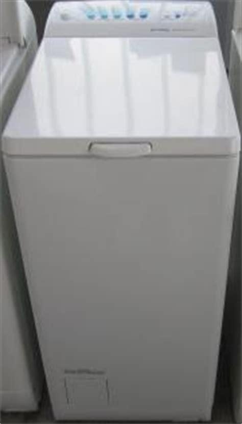 Privileg Waschmaschine Toplader 189 by Waschmaschine Privileg Sensation Haushalt M 246 Bel