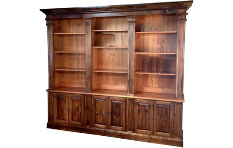 provincial bookcase wall unit kate furniture