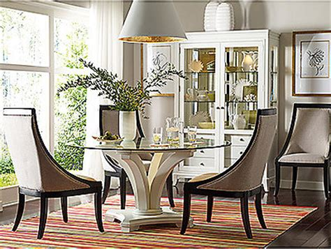 used thomasville dining room furniture thomasville furniture classic wood upholstered