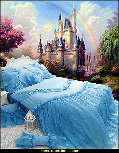 cinderella bedroom ideas decorating theme bedrooms maries manor castle bed