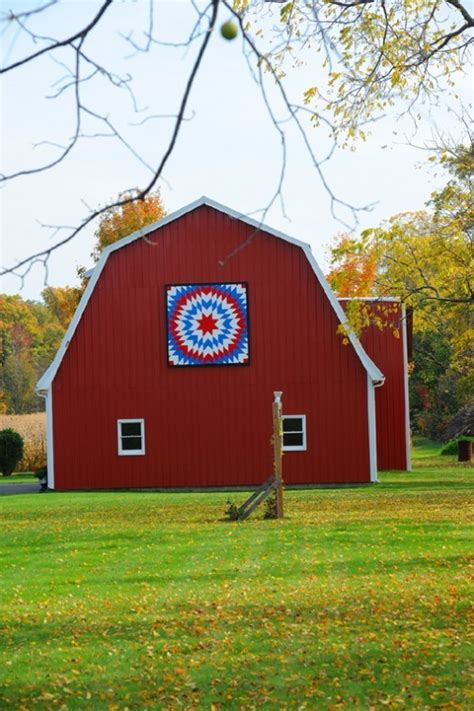 Barn Quilts History barn quilts le roy s quilt project celebrates history
