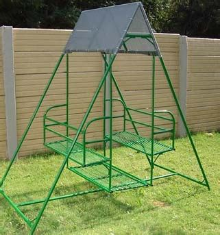see saw swing garden of joy jungle gyms