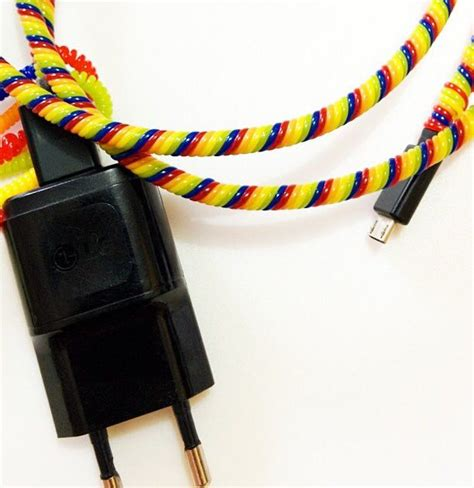 Pelindung Charger Iphone Jual Pelindung Kabel Spiral Cord Protector Charger For