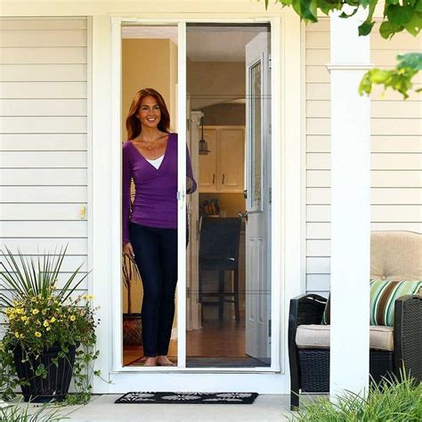Retractable Screen Front Door 25 Best Ideas About Retractable Screen Door On Screens For Doors Retractable