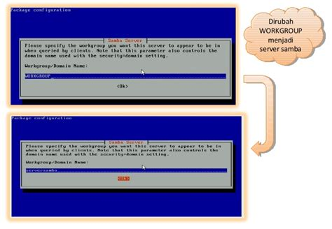 tutorial linux debian server tutorial samba server di linux debian 5 0 lenny