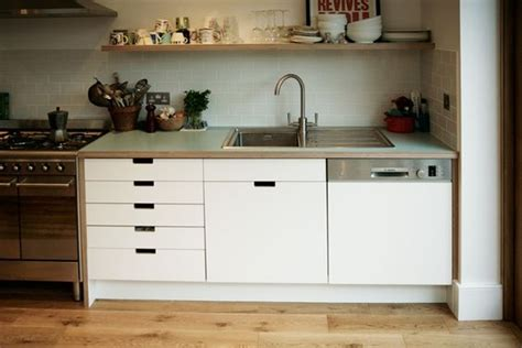 Formica Kitchen Cabinet Doors Birch Plywood Formica Kitchen Worktop Shelves Drawers Kitchen Ideas Pinterest Draw