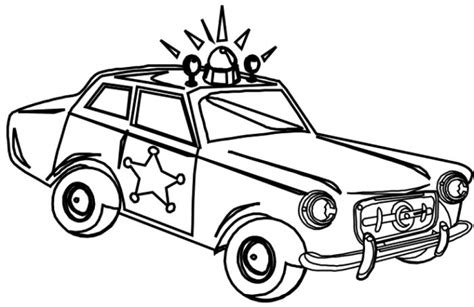 police car coloring page free police van pages coloring pages