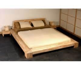 bois lit chambre 224 coucher