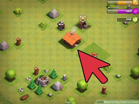 clash of clans for android clash of clans for andoid house android