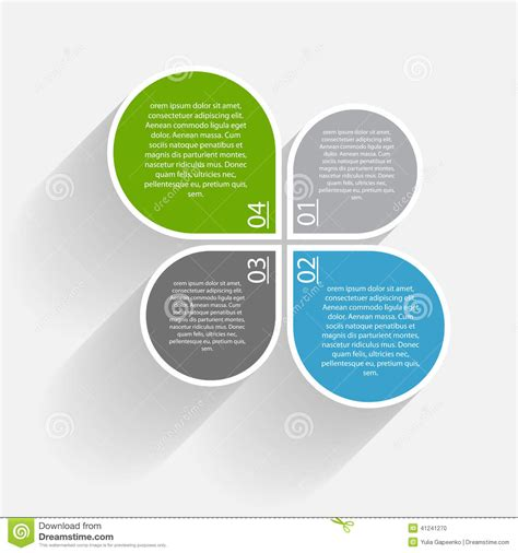 infographic templates for business vector illustration infographic templates for business vector stock vector