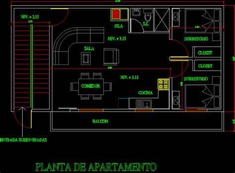 layout en autocad prepossessing 60 apartment floor plans dwg inspiration