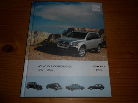 books about cars and how they work 2005 hyundai tucson interior lighting volvo car corporation book 1927 2005 for sale in clonmel tipperary from taurus2
