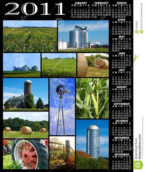 Calendario Collage Calendario Collage De La Granja