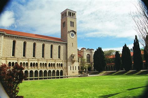 Colleges In Perth Australia For Mba by Of Western Australia Garden Locations