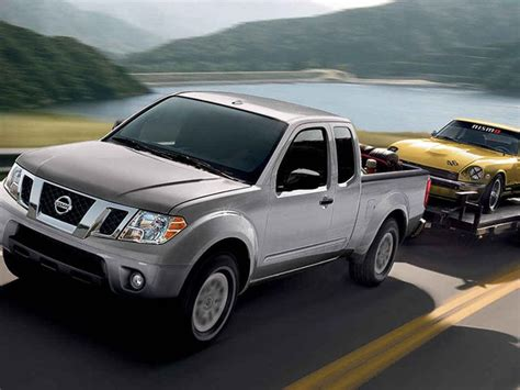 nissan frontier logo 2016 nissan frontier road test and review autobytel com
