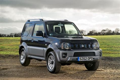 Suzuki Reviews Suzuki Jimny Review 2014