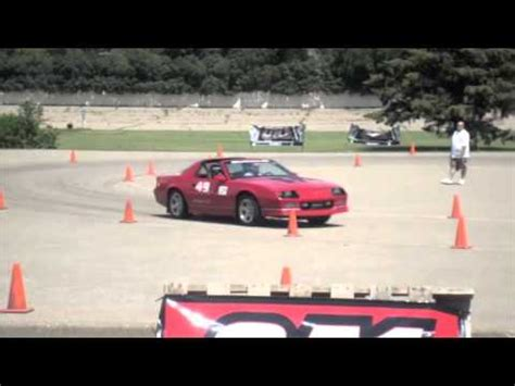 89 camaro at goodguys autocross   doovi