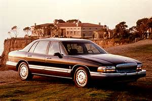96 Buick Park Ave 1991 96 Buick Park Avenue Consumer Guide Auto