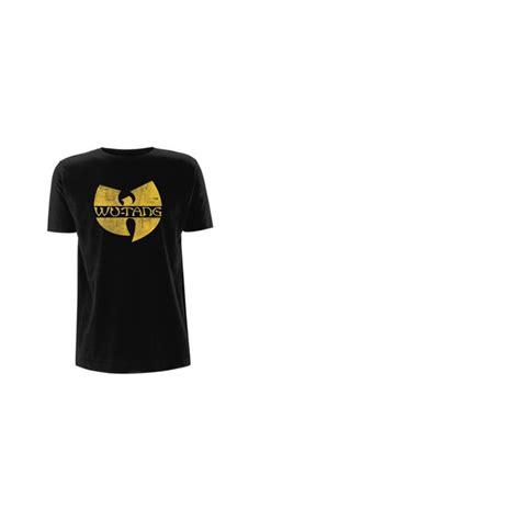 T Shirt Wu Tang Clan official wu tang clan t shirt logo buy on offer