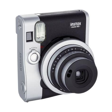 fuji shop fujifilm instax mini 90 sort kamera c p foto