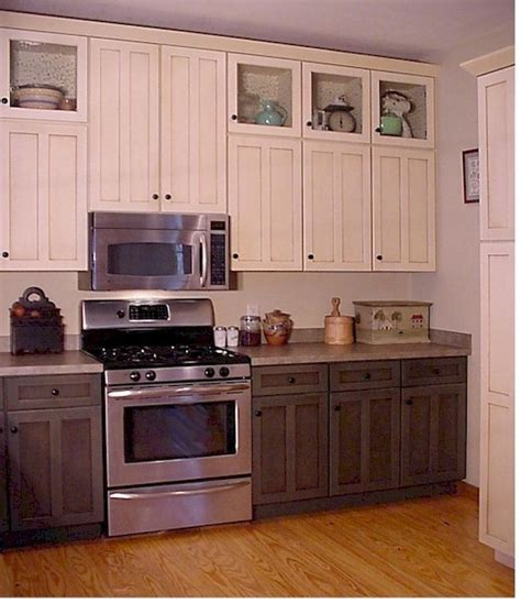 Seedy Glass For Kitchen Cabinets by Kitchen With Seeded Glass Cabinet Doors Kitchen