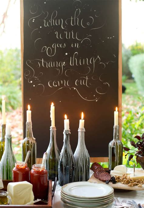 wine birthday candle best 25 wine party decorations ideas on pinterest