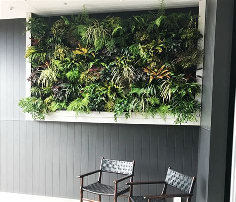 vertical gardens for efficient planting in perth