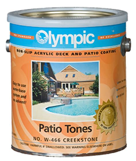 Patio Tones by Olympic Patio Tones Deck Coatings Hornerxpress Worldwide
