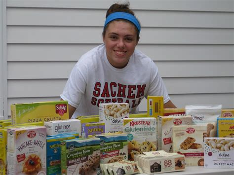 Woburn Food Pantry by Winchester Student Creates Allergy Free Food Sections At