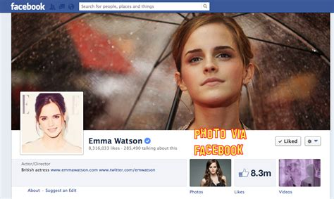 celebrity page on facebook facebook copie twitter by have celebrity pages verified