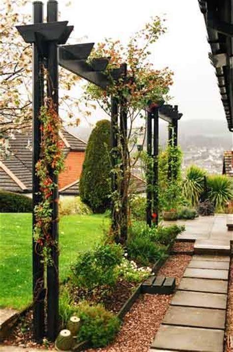 Landscape Design Forum Garden Trellis Designs Extending Trellis For Climbing