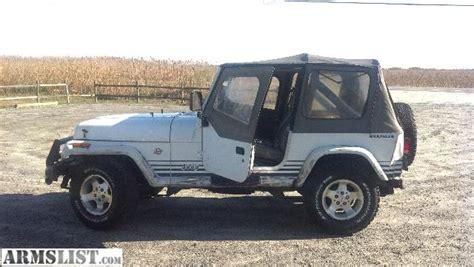 1989 Jeep Wrangler Sale Armslist For Sale Trade 1989 Jeep Wrangler