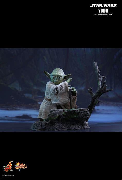 Toys Mms369 Wars Episode V Jedi Master Yoda 1 6 Figure wars episode v the empire strikes back yoda 1 6th