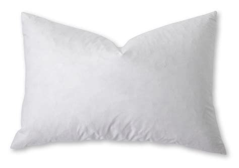 Threshold Feather Pillow by Toss Pillow Inserts White Throw Pillow Insert Threshold