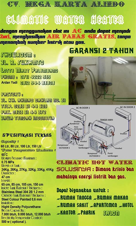 Water Heater Dari Panas Ac my this site is the bee s knees