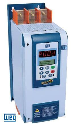 weg soft starter ssw 06: 3hp 2500hp | automatedpt