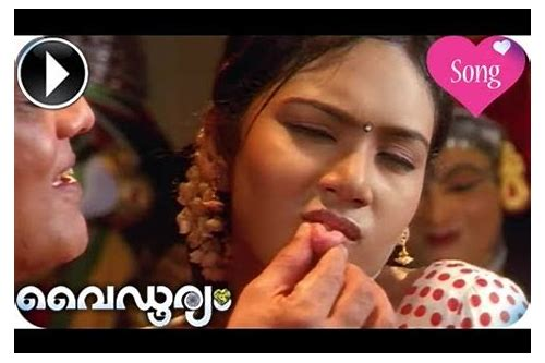 herunterladen malayalam komödie video songs hd