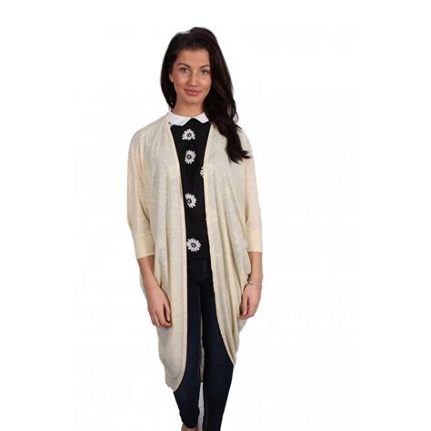 draped cardigan emmie long lemon draped jersey cardigan parisia fashion