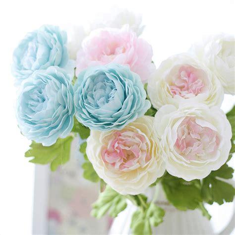 flower factory home decor 10pcs artificial flower nectar shao lin fake silk flower