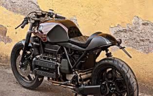 Bmw K100 Cafe Racer Bmw K100 Oxblood