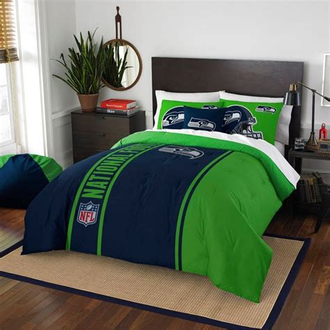 bed bath and beyond seattle bed bath beyond nfl seattle seahawks bedding on