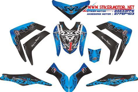 Dekal Stiker Motor Yamaha Mio M3 125 D R7 010 striping motor yamaha mio m3 tribal stikermotor net