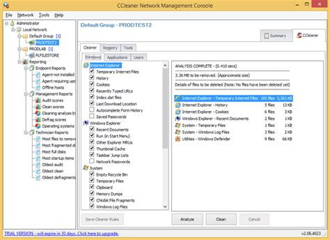 ccleaner network ccleaner network edition