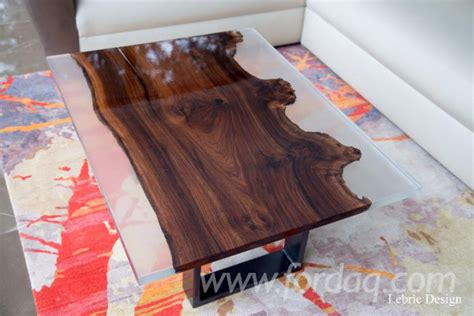 Meja Epoxy wood and epoxy resin tables