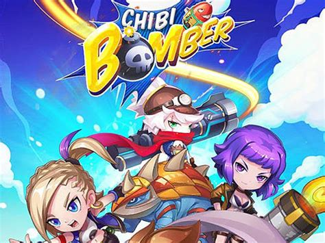 bomber apk chibi bomber for android apk free ᐈ data file version mob org